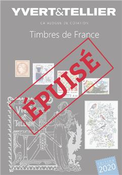 VOLUME 1 - 2020 (Stamps of France)