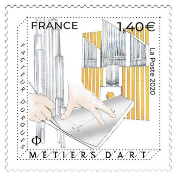 n° 5382 - Timbre France Poste
