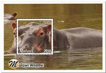 n° 156/161 - Timbre MALAWI Blocs et feuillets