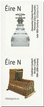 n° 2323/2324 - Timbre IRLANDE Poste