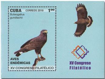 n° 349 - Timbre CUBA Blocs et feuillets