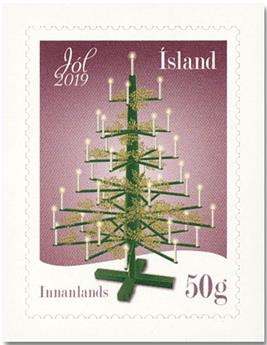 n° 1525/1526 - Timbre ISLANDE Poste