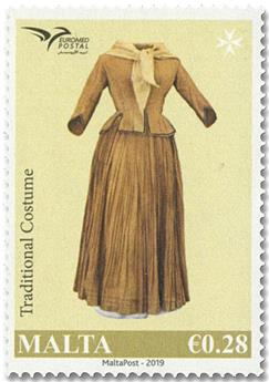 n° 1963/1965 - Timbre MALTE Poste