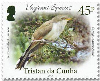 n° 1232/1235 - Timbre TRISTAN DA CUNHA Poste