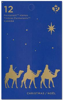 n° C3649 - Timbre CANADA Carnets