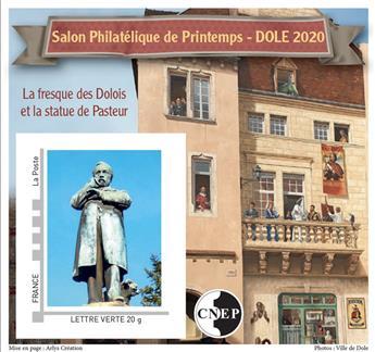 n° 83a - Timbre France CNEP (Non dentelé)