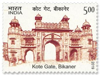 n°3274/3281 - Timbre INDE Poste