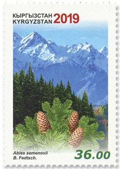 n°795/797 - Timbre KIRGHIZISTAN (Poste Kirghize) Poste