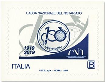 n°3930 - Timbre ITALIE Poste