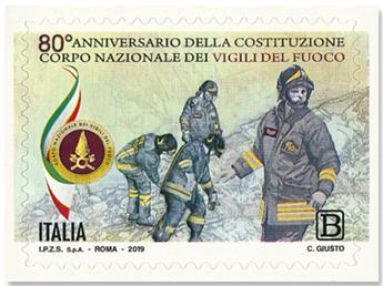 n°3936 - Timbre ITALIE Poste