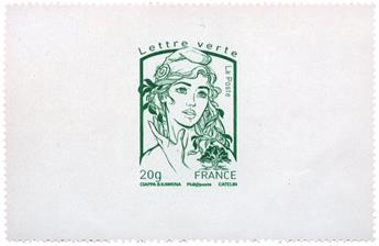 n°4774A** - Timbre FRANCE Poste