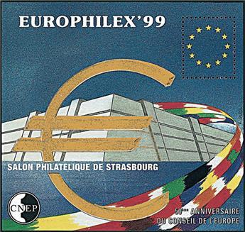 n° 29a - Timbre France CNEP (Non dentelé)