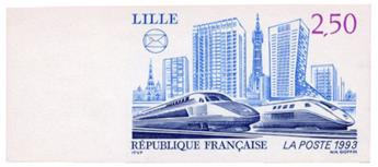 n°2811a** ND - Timbre FRANCE Poste