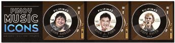 n° 402 - Timbre PHILIPPINES Blocs et feuillets