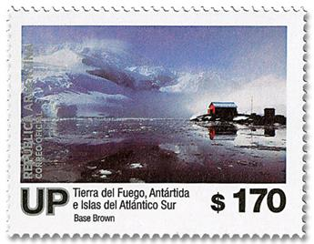 n° 3186/3187 - Timbre ARGENTINE Poste