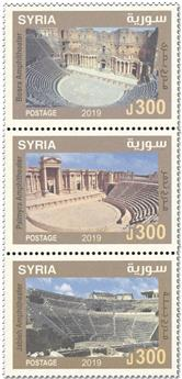 n° 1652/1654 - Timbre SYRIE Poste