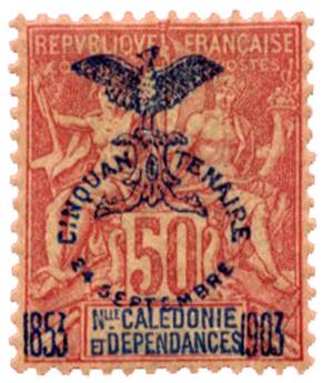 n°78* - Timbre NOUVELLE CALEDONIE Poste