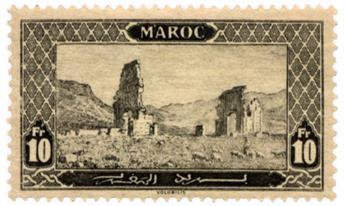 n°79* - Timbre MAROC Poste