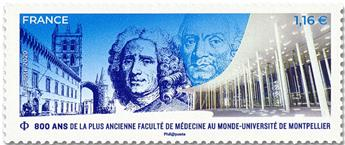 n° 5404 - Timbre FRANCE Poste