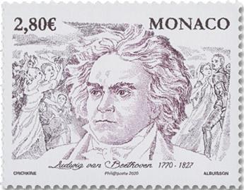 n° 3236 - Timbre Monaco Poste