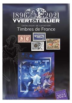 TOMO 1 - 2021 - Selos de França