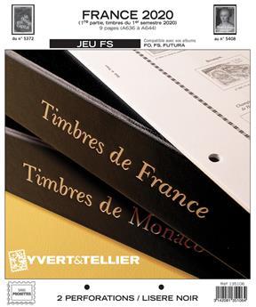 FRANCE FS : 2020 - 1ER SEMESTRE (Sans pochettes)