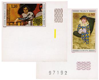 n°1840/1841** ND - Timbre FRANCE Poste
