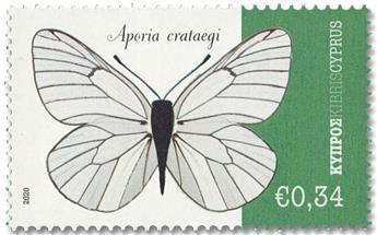n° 1435/1437 - Timbre CHYPRE Poste