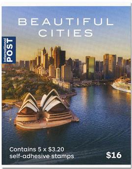 n° C4803 - Timbre AUSTRALIE Carnets