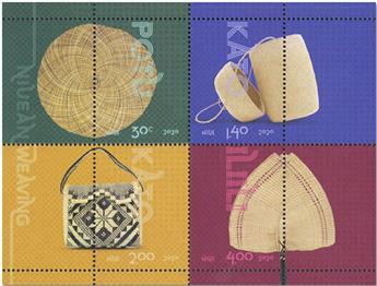 n° 186 - Timbre NIUE Blocs et feuillets