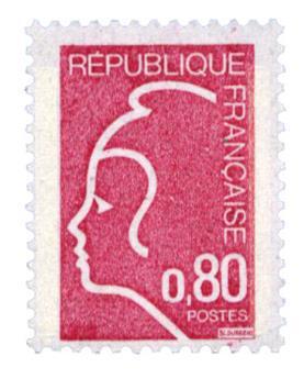 n.o 1862A -  Sello Francia Correos
