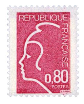 nr. 1862A Stamp France Mail