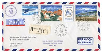 nr. 19 -  Stamp French Southern Territories Air Mail