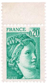 n°1967c**  - Timbre FRANCE Poste