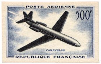 n°36a** ND - Timbre FRANCE Poste Aérienne