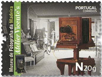 n° 407/409 - Timbre MADERE Poste