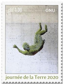 n° 1085/1086 - Timbre ONU GENEVE Poste