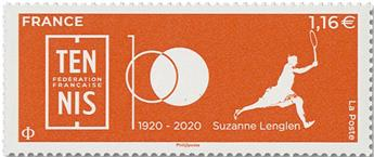 n° 5438 - Timbre FRANCE Poste