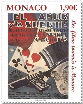 n° 3249/3252 - Timbre Monaco Poste