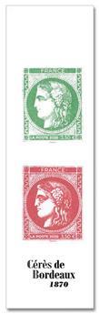n° 1527 (n°5450/5453) -Timbre France Carnets Divers (Marianne Cérès de Bordeaux)