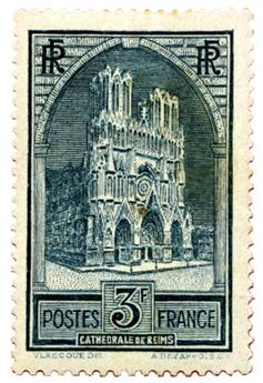 n°259* - Timbre FRANCE Poste