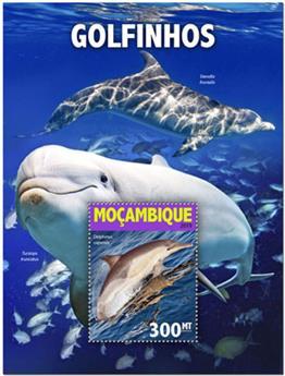 n° 1444 - Timbre MOZAMBIQUE Blocs et feuillets