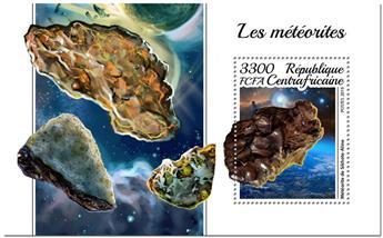 n° 1542 - Timbre CENTRAFRICAINE Blocs et feuillets