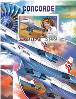 n° 1443 - Timbre SIERRA LEONE Blocs et feuillets