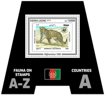 n° 1653 - Timbre SIERRA LEONE Blocs et feuillets