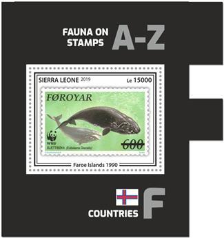 n° 1800 - Timbre SIERRA LEONE Blocs et feuillets