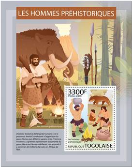 n° 1612 - Timbre TOGO Blocs et feuillets
