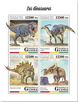 n° 10279/10282 - Timbre GUINEE Poste