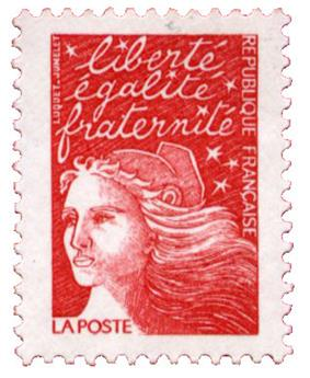 n°3083a** - Timbre FRANCE Poste