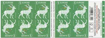 n° C4963 - Timbre BELGIQUE Carnets